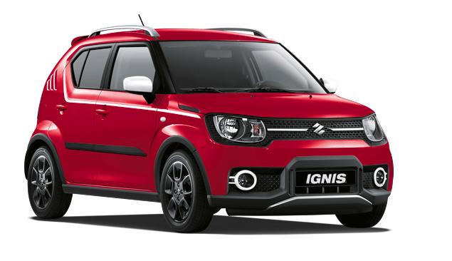 Prøv den nye Suzuki Ignis - verdens første mini-suv - hos din Suzuki forhandler i København, Daugaard Biler- Suzuki