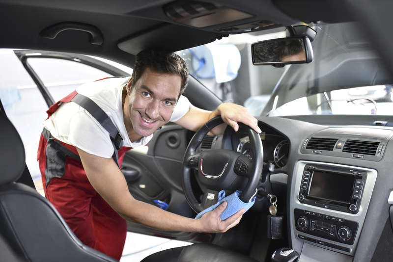 Lad profferne shine din bil