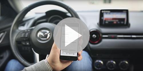 Se mere om My Mazda app'en her